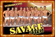 Male strip shows in New York by the Savage Men male strip clubs.